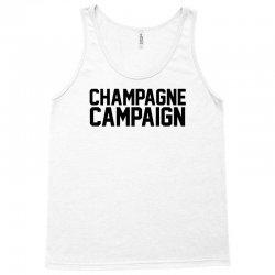 Champagne Campaign Tank Top | Artistshot