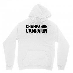 Champagne Campaign Unisex Hoodie | Artistshot