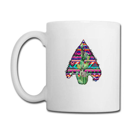 Arrow Head Cactus Coffee Mug Designed By Badaudesign