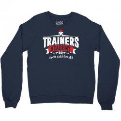 trainers academy Crewneck Sweatshirt   Artistshot