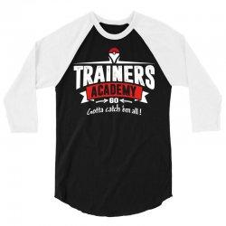 trainers academy 3/4 Sleeve Shirt   Artistshot