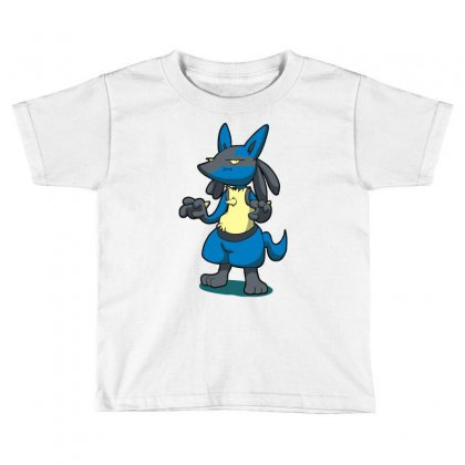 Aura Peeker Toddler T-shirt Designed By Mdk Art