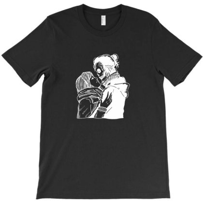 Dance With The Devil T-shirt Designed By Willo