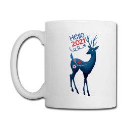 Christmas Day - Hello 2021 Coffee Mug Designed By Lonnieyrussell