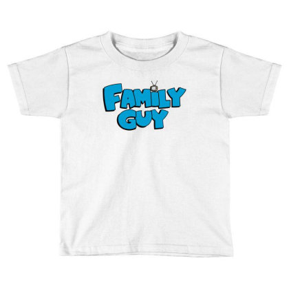 Family Guy Funny Cartoon Toddler T-shirt Designed By Coşkun