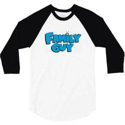 family guy funny cartoon 3/4 Sleeve Shirt | Artistshot