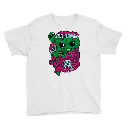Band Tee Youth Tee Designed By Mdk Art