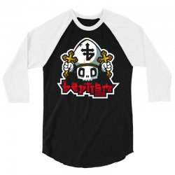 baptism records 3/4 Sleeve Shirt | Artistshot