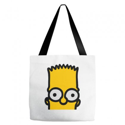 Bart Simpson Tote Bags Designed By Mdk Art