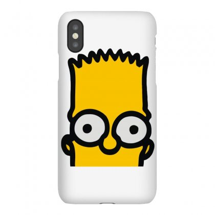 Bart Simpson Iphonex Case Designed By Mdk Art