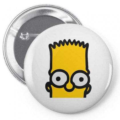 Bart Simpson Pin-back Button Designed By Mdk Art