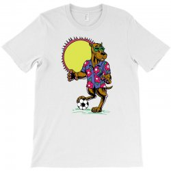 Football Dog T-Shirt | Artistshot