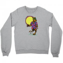 Football Dog Crewneck Sweatshirt | Artistshot