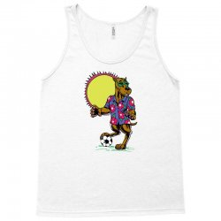 Football Dog Tank Top | Artistshot