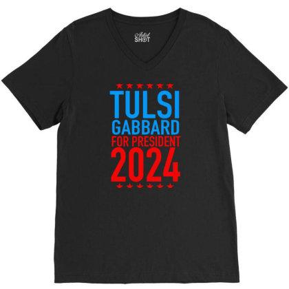 2024 Shirt Essential V-neck Tee Designed By O0p_