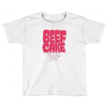 Beef Cake Toddler T-shirt Designed By Mdk Art