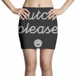 butch please Mini Skirts | Artistshot