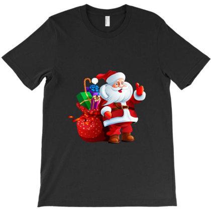 Christmas Santa Claus 2020 T-shirt Designed By Danz Blackbirdz