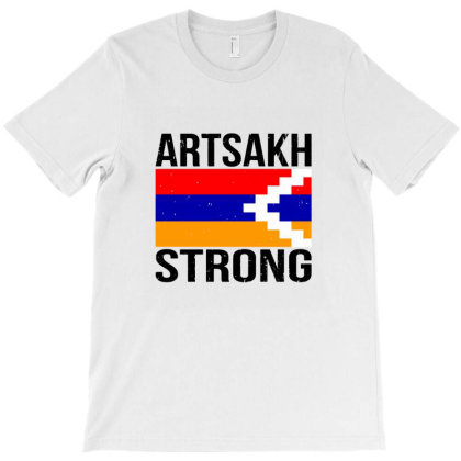 Artsakh Strong And Solidarity T-shirt Designed By Ariepjaelanie