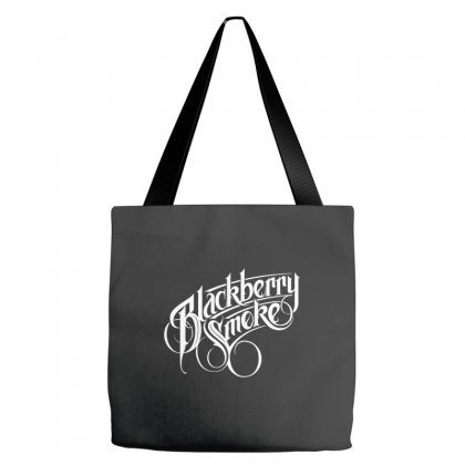 Blackberry Smoke Tour Tote Bags Designed By Mdk Art