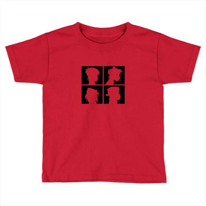 Resident Evil Toddler T-shirt Designed By Gabriel Triajaya