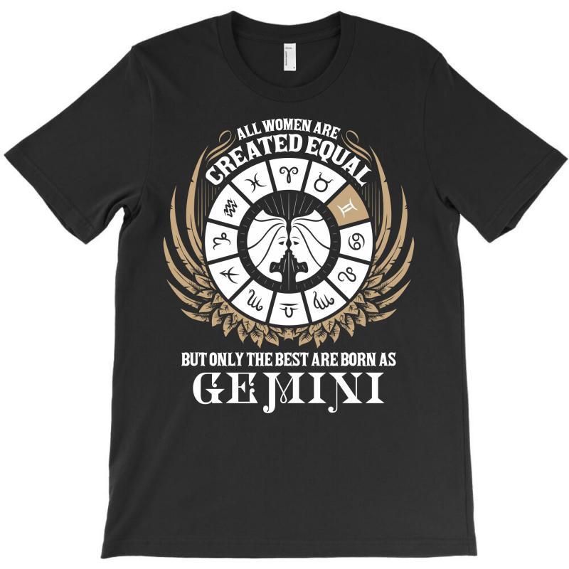 Gemini Women T-shirt   Artistshot