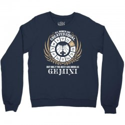 Gemini Women Crewneck Sweatshirt | Artistshot
