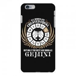 Gemini Women iPhone 6 Plus/6s Plus Case   Artistshot