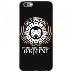 Gemini Women iPhone 6/6s Case   Artistshot