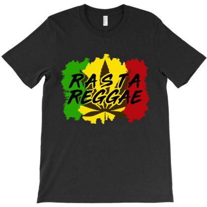 Rasta Reggae T-shirt Designed By Batikmadrim Art