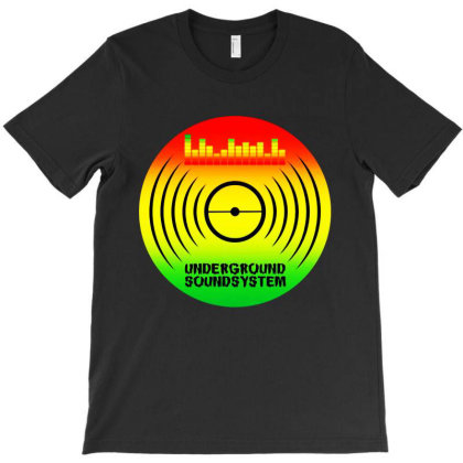 Reggae Plate T-shirt Designed By Batikmadrim Art