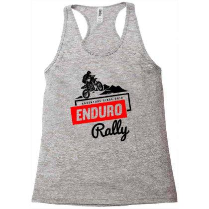 Enduro Rally Racerback Tank Designed By Ismi