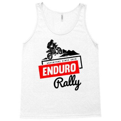 Enduro Rally Tank Top Designed By Ismi