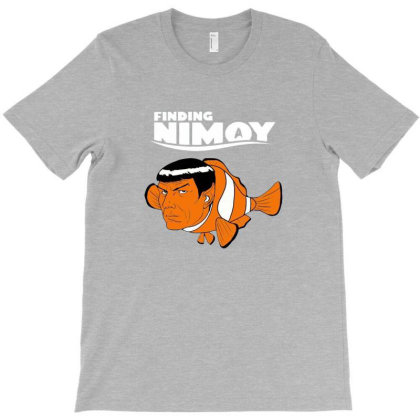 Finding Nimoy T-shirt Designed By Mayes