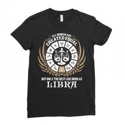 Libra Women Ladies Fitted T-Shirt | Artistshot