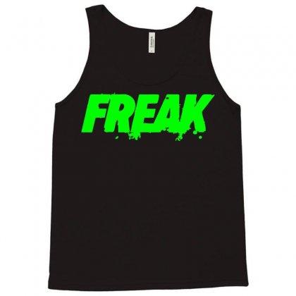Freak 2 Tank Top Designed By Sbm052017