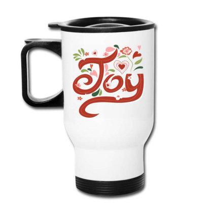 Joy Travel Mug Designed By Sweetcoolvibes
