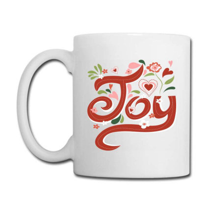 Joy Coffee Mug Designed By Sweetcoolvibes