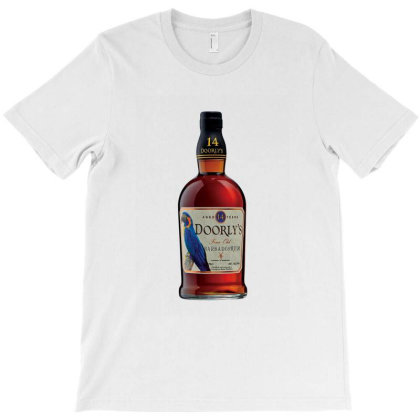 Doorly's Rum Logo T-shirt Designed By Agus Loli