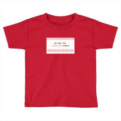 Group Band Toddler T-shirt Designed By Dikara Harjaka