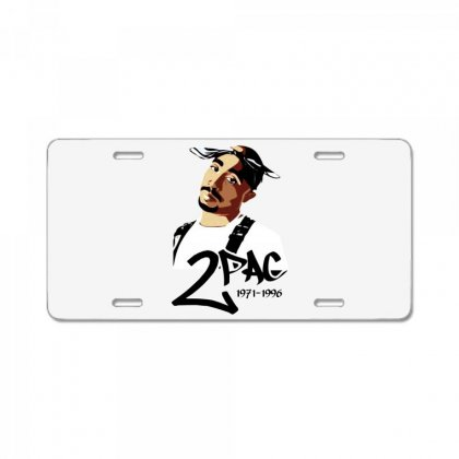 2pac License Plate Designed By Kaka