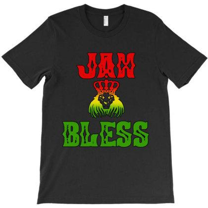 Jah T-shirt Designed By Batikmadrim Art