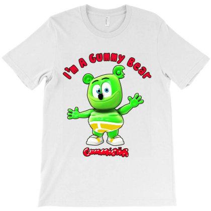 I'm A Gummy Bear T-shirt Designed By Batikmadrim Art
