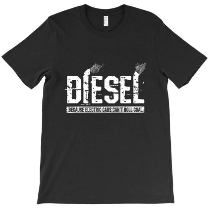 Diesel Rolling Coal T-shirt Designed By Maungro