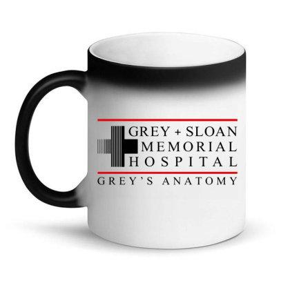 Grey Sloan Memorial Hospital Magic Mug Designed By Ww'80s