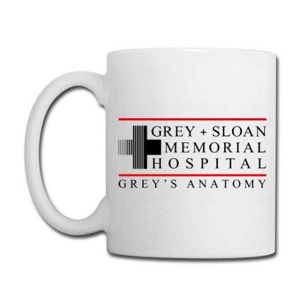 Grey Sloan Memorial Hospital Coffee Mug Designed By Ww'80s
