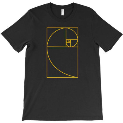 Golden Ratio T-shirt Designed By Fahmifutri