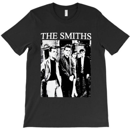 The Smiths T-shirt Designed By Candy Shop