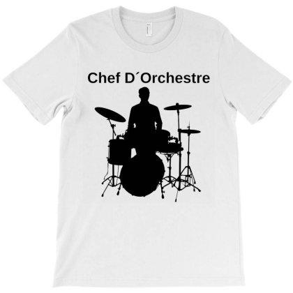 Chef Dorchestre T-shirt Designed By Jameszestrada