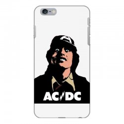 Ac Dc Iphone 6 Plus/6s Plus Case. By Artistshot